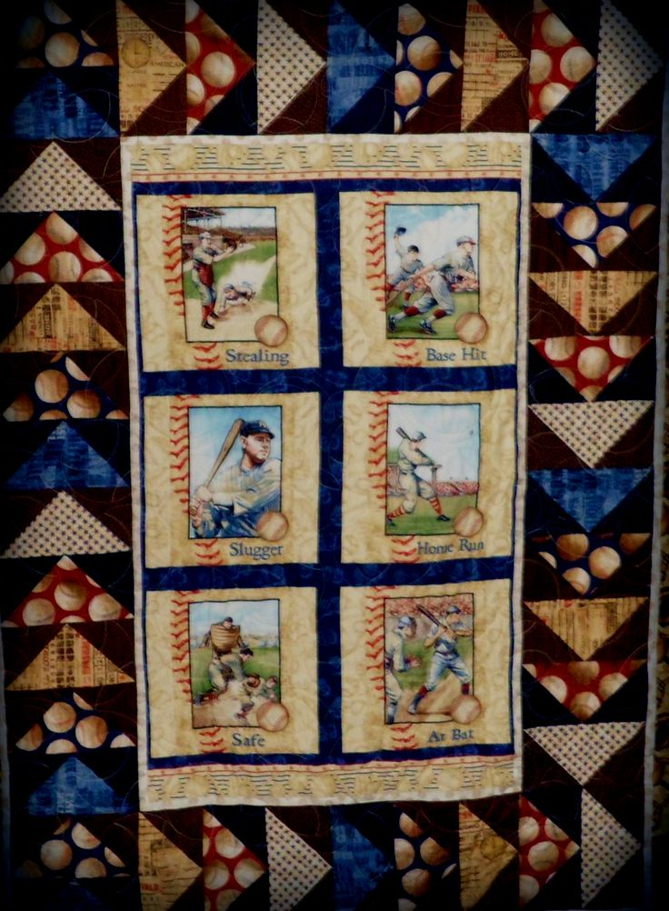 35 Best Baseball Quilts Images On Pinterest Baseball