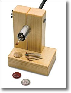 For just $2.80, you'll get the eproject instructions for how to make this custom flex shaft holder, courtesy of Lapidary Journal experts Tom & Kay Benham. Along with thousands of other items, it's on sale now in the Resolve to Save event, through January 29, 2013, at 11:59pm CT. #Resolve2Save