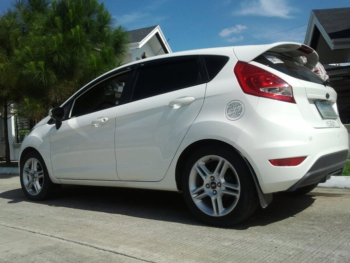 Ford Fiesta 1.6 Trend Powershift