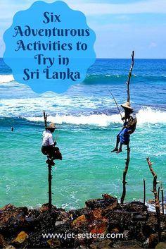 Read about 6 Adventurous Activities To Experience in Sri Lanka | Adventure In Sri Lanka…
