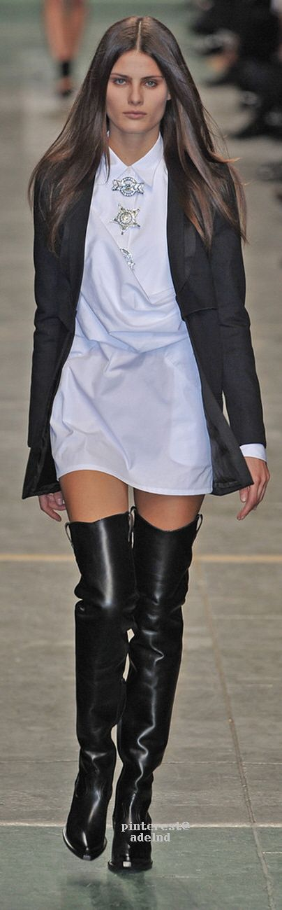 Givenchy Spring 2009 | STYLE☆GIVENCHY