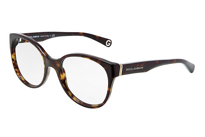 Eyeglasses Frame Trends 2015 : Womens havana plastic eyeglasses with round frame by ...