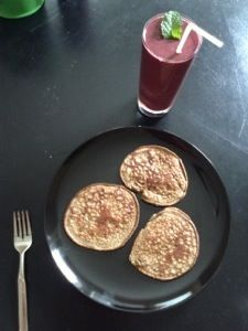 The #Healthier #Pancakes