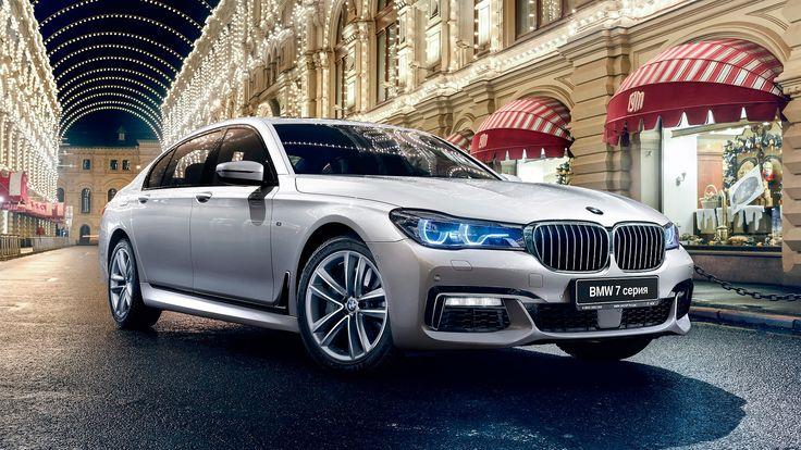 BMW 7 Series 2016 G11-G12 : эталон роскоши, современных технологий и безупречной управляемости?