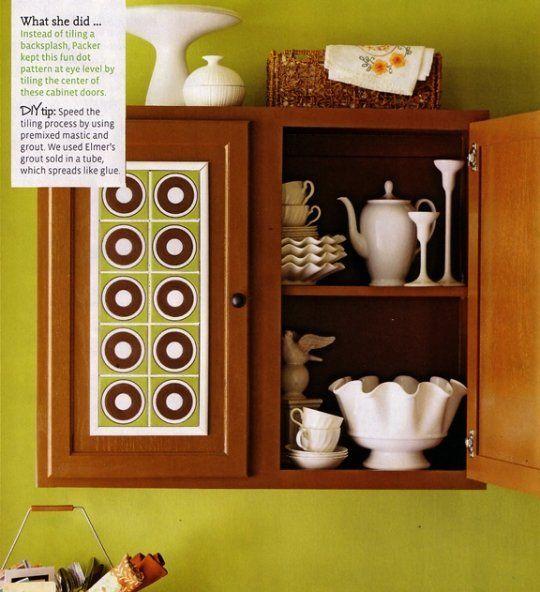 21 best Cabinet Door - Makeover Ideas images on Pinterest ...