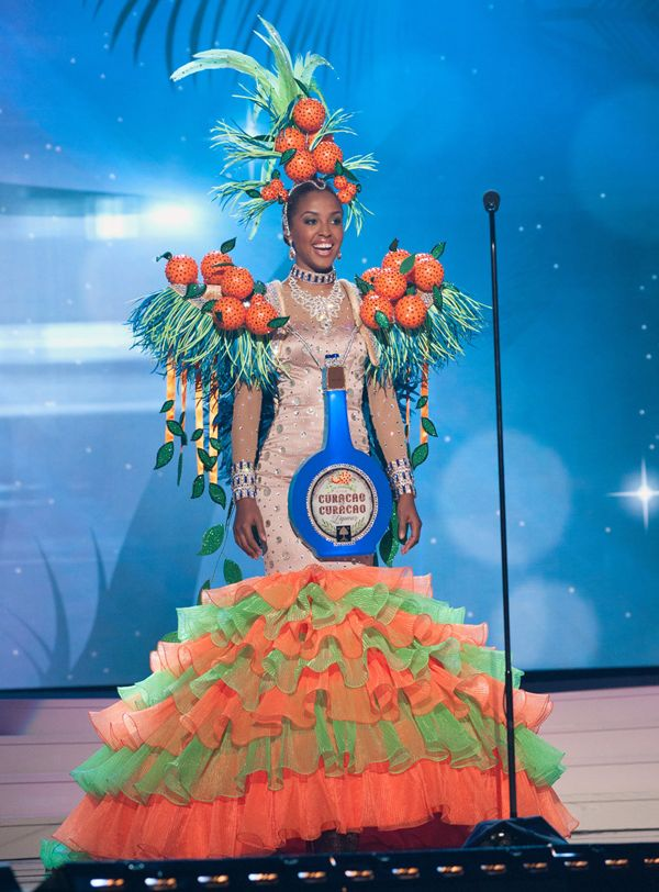 The 10 Best Costumes from the Miss Universe 2015 Pageant - Halloween Costume Ideas