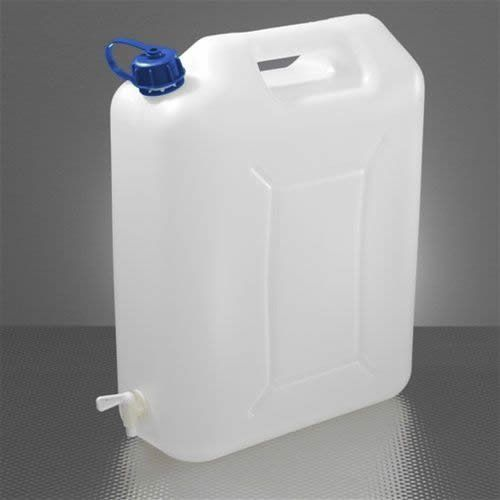 20 Litre Food Grade Plastic Water Container With Pouring Tap