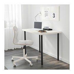 LINNMON テーブルトップ, ホワイト - 100x60 cm - IKEA