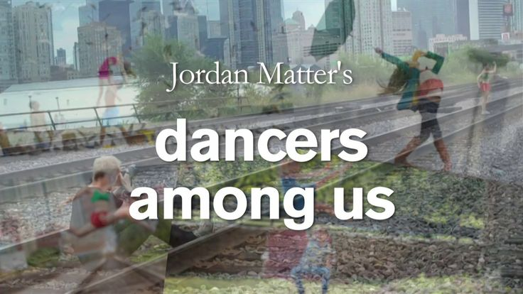 Dancers Among Us goes around the USA in Ninety Seconds