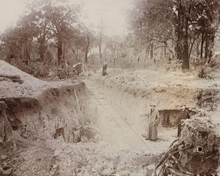 1176B/1: Tin mine, Spring Gully, Greenbushes, 1903 http://encore.slwa.wa.gov.au/iii/encore/record/C__Rb1959969?lang=eng