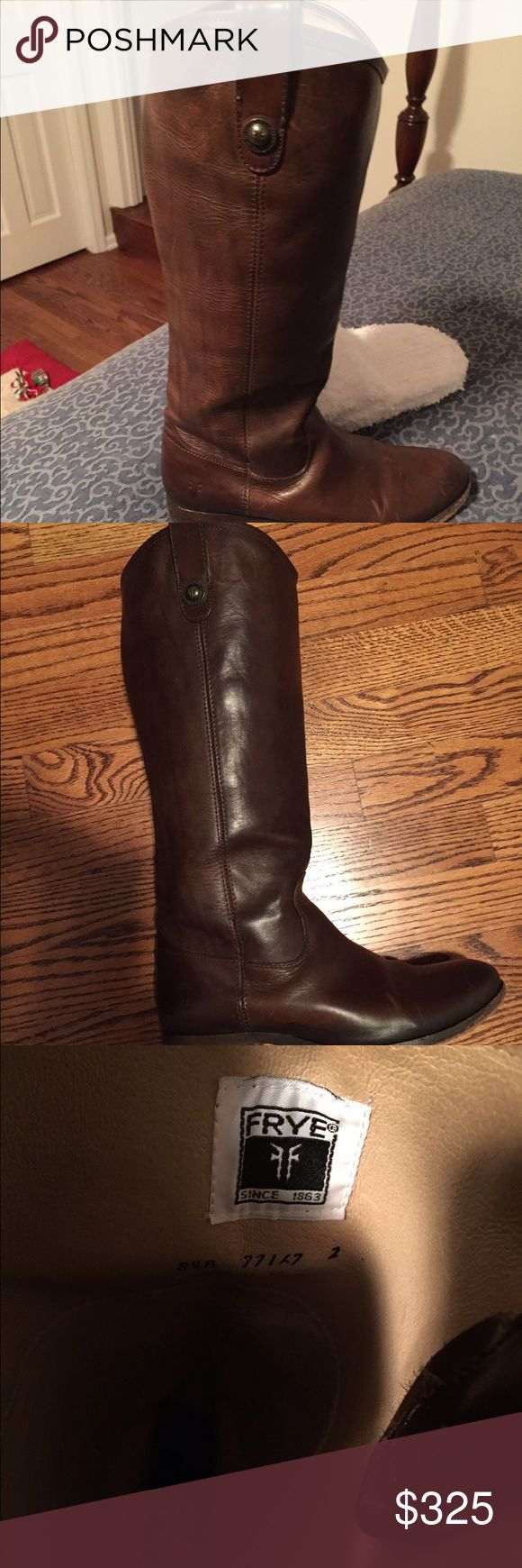 Frye Melissa Boot Frye Melissa Boot. Excellent Condition Frye Shoes Winter & Rain Boots
