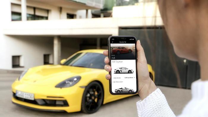 Porsche Inflow Offers A New Flexible Mobility Solution Porsche Premium Cars Vehicle Inspection
