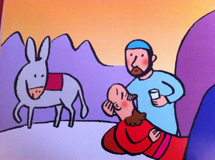 De barmhartige Samaritaan (6)