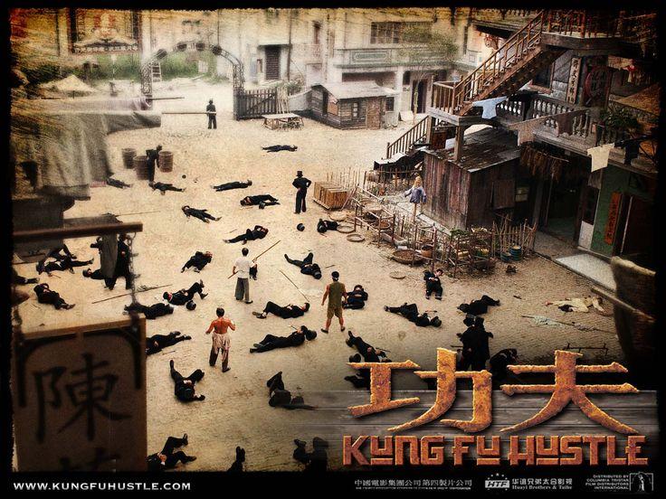 1600x1200 | Kung Fu Hustle | Movie Wallpapers | JoBlo.com