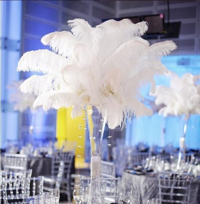 Best 100 cotillion ideas images on pinterest door entry entrance free shipping red natural 100pcslot ostrich feathers plumes wedding centerpiece table decor wedding decor junglespirit Choice Image