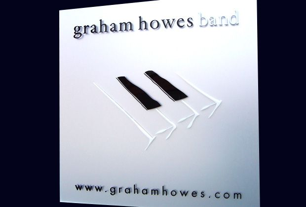 DESIGN SIGNS CUSTOM METAL SIGNS OFFICE DESIGN METAL SIGN DESIGN for OFFICE SIGNS Graham Howes Band corporate sign