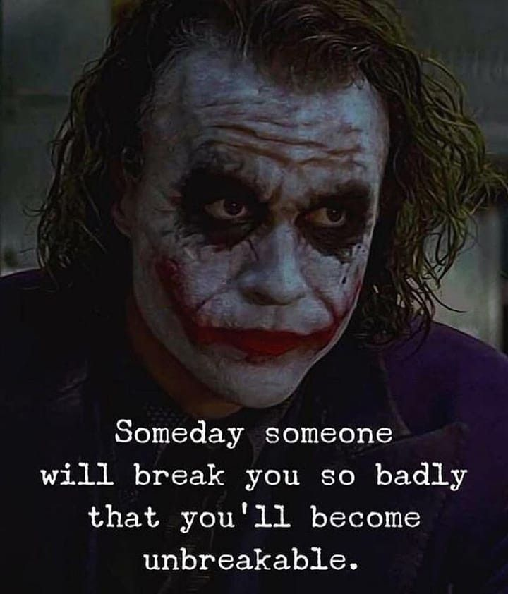 50 Positive Affirmations And Inspiring Quotes About Life Joker Quotes Best Joker Quotes Villain Quote