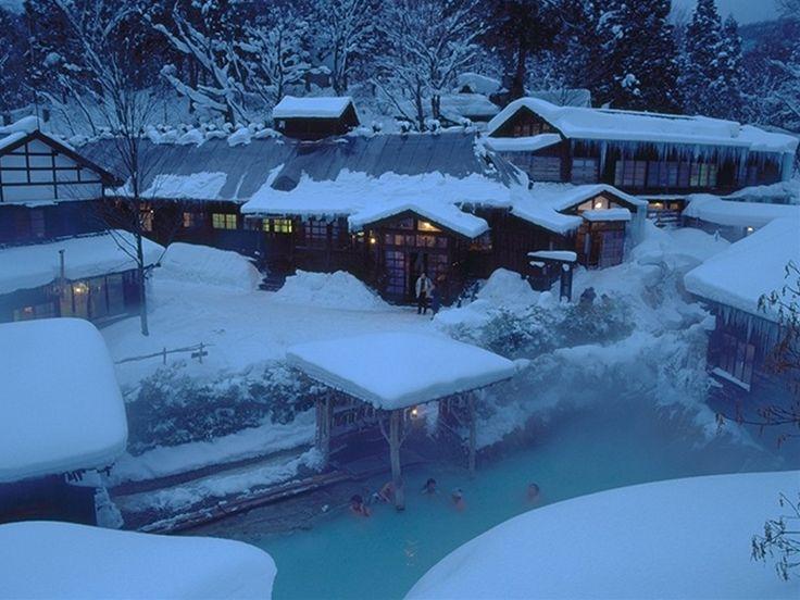 鶴の湯温泉 AKITA