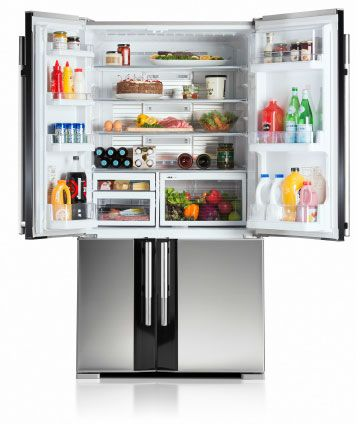 Love to entertain? The Mitsubishi Electric L4 Grande will meet all your storage needs! http://mitsubishi-electric.co.nz/refrigeration/product.aspx?item=139234
