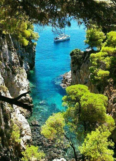 Skiathos Island,Greece