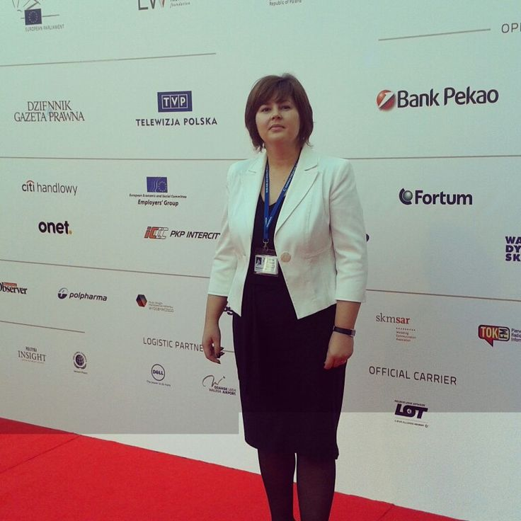 European Forum For New Ideas - Aleksandra Harasiuk @goodatservice #efni #sopot #pomorskie #Poland