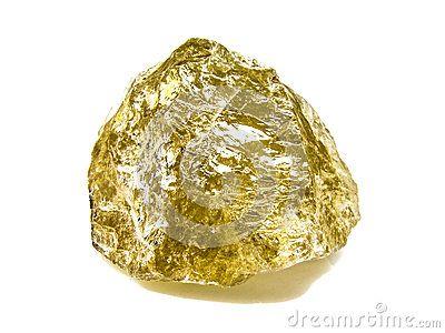 Smoky quartz golden, translucent variety of quartz.