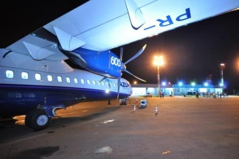 Azul Linhas Aéreas começa a operar em Dourados