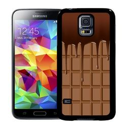 Samsung Galaxy S5 / S5 NEO Mobilskal Melting Chocolate