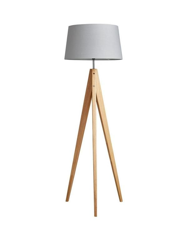 No brand thea tripod floor lamp thea tripod lighting range floor lamp 140 x 45