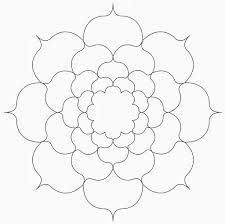17 Best images about Mandala Templates on Pinterest | Mandalas ...