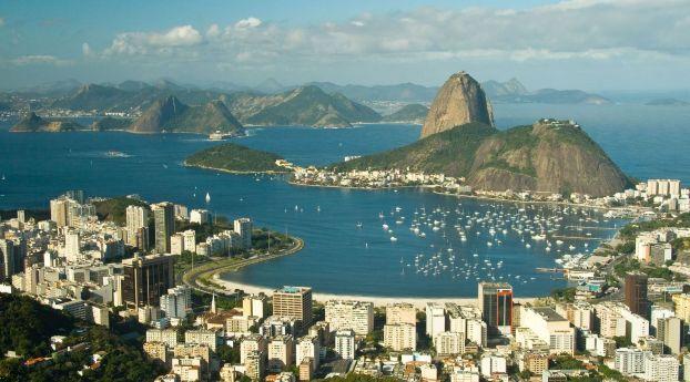 City Rio De Janeiro Gulfdock Wallpaper Hd City 4k Wallpapers Wallpapers Den Visit Rio Travel Rio De Janeiro