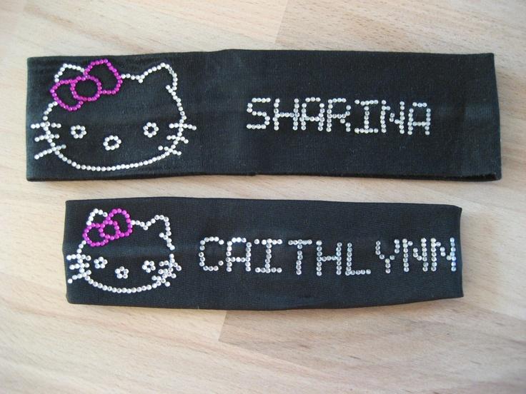 hotfix headbands
