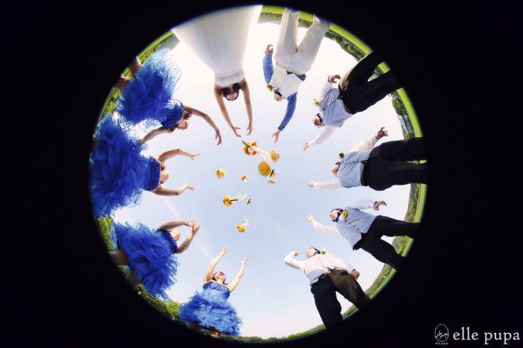 グルームズマン&ブライズメイドと前撮り2*  *ウェディングフォト elle pupa blog* Ameba (アメーバ)