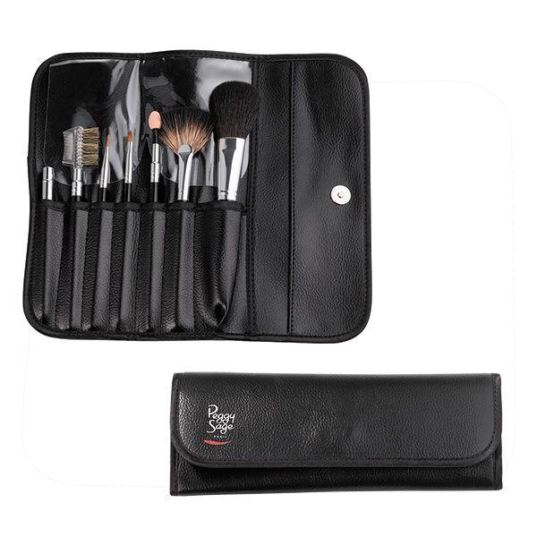 Set van 7 make-up penselen op PrettyMe.be! De webshop voor kwalitatieve make-up en schoonheidsproducten! Gratis levering in BE & NL!