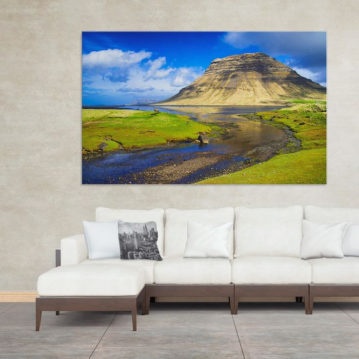 Iceland Big Wall Art: click through and enjoy our Iceland Photo Collection. Posters and Prints (Canvas, Framed, Metal, Acrylic, Wood) available. Art for your Home Decor and Interior Design by Matthias Hauser.