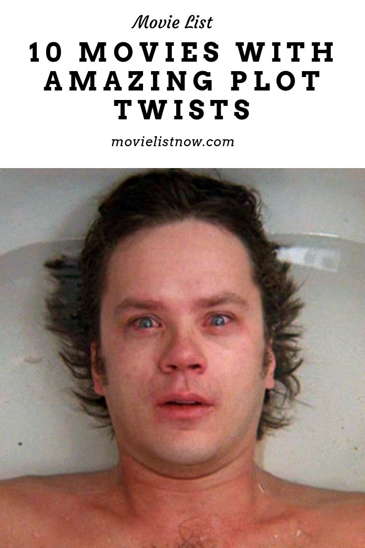 10 Movies With Amazing Plot Twists
