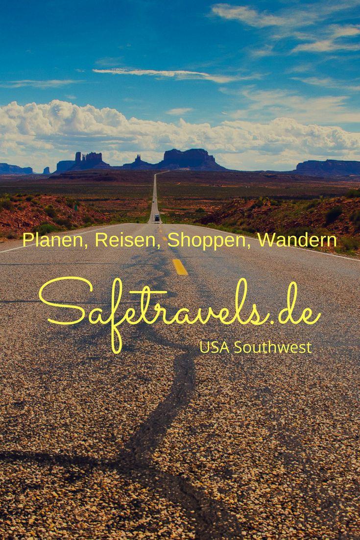 USA Southwest Reiseblog - Planen, Reisen, Shoppen, Wandern. Deine erste Adresse für die Planung Deines Road Trips.