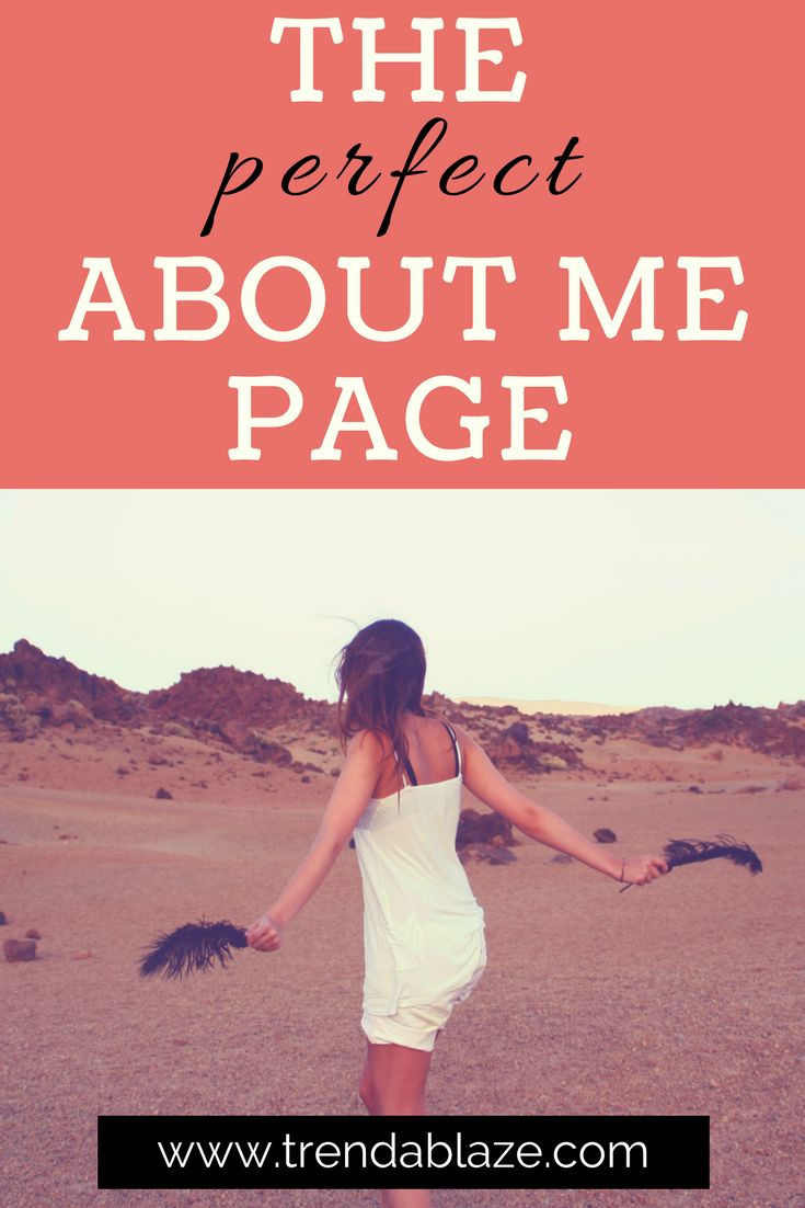 Learn all about how to create the perfect about me page - Important tips on how to write a great about me page for your blog! These blogging tips are super helpful to grow your blog!