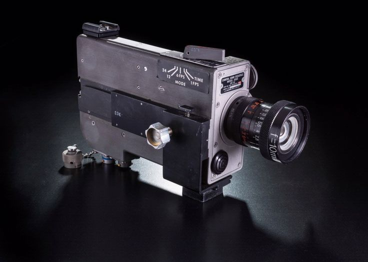 "Armstrong's Moon Mementos Found In Closet | The camera that recorded the ""one small step."""