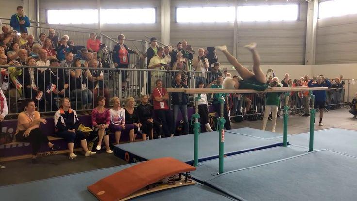 A 91 ans, une mamie fait une démonstration de gymnastique [video] - https://www.2tout2rien.fr/a-91-ans-une-mamie-fait-une-demonstration-de-gymnastique-video/