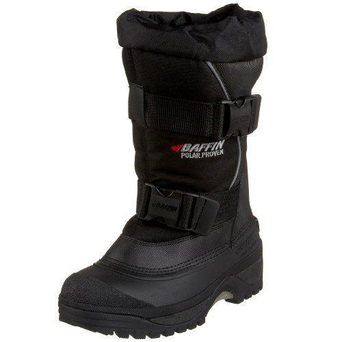 Baffin Men's Wolf Snow Boot - http://authenticboots.com/baffin-