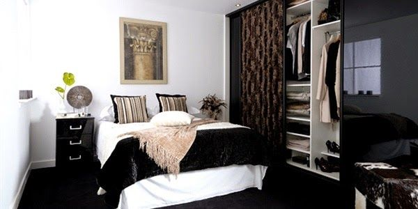 Cuisine En Chene Blanc : Chambre à coucher coulissante ~ Décor de Maison  Décoration