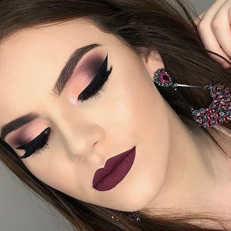 IDEAS DE MAQUILLAJES PARA NAVIDAD | Maquillaje Y Moda Amino