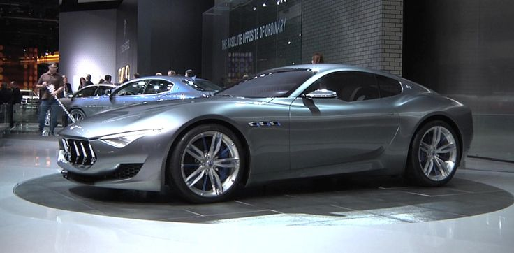 2018 Maserati Alfieri Concept design