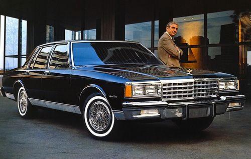 21 best 1980-86 Chevrolet Caprice Clic images on Pinterest ...