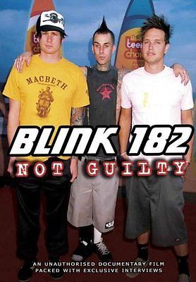 #Blink 182: not #guilty #[dvd] - dvd  rwvg,  View more on the LINK: http://www.zeppy.io/product/gb/2/142145013117/