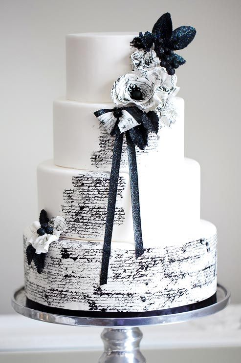 Cake Decorating Class Kitchener : 1000+ ideas about Music Wedding Cakes on Pinterest ...