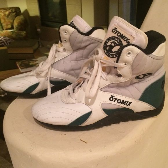 Otomix boxing high top
