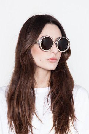 Karen Walker Clear Orbit Sunglasses