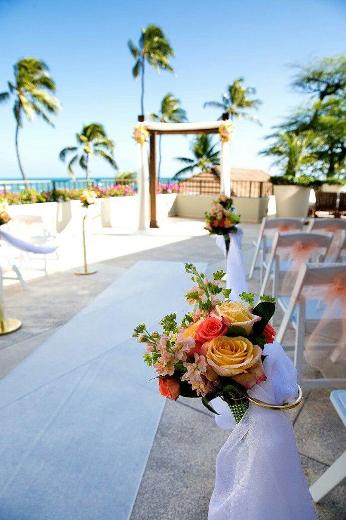 99 Best Images About Weddings At Halekulani On Pinterest